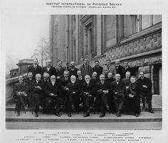 Solvay Conference 1921