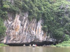 Paddling up the creek, Hanoi