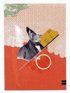 #SKULLFETISH The Gentleman by Molokid, via Flickr