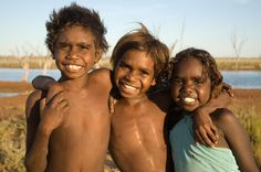 Australian Aboriginal Children  3