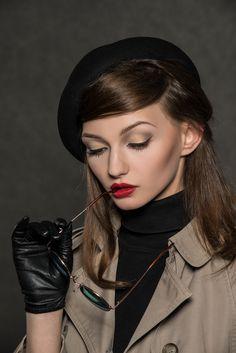 Praca egzaminacyjna w Szkole Wizażu i Charakteryzacji SWiCH | Make-up & stylist: Kaja Jałoza | Model: Marlena Janicka | Photography: Piotr Pazdyka  #SWiCH #szkolawizazu #akademia_SWiCH #wizaż #makeup #france_makeup