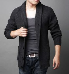 Cashmere Cardigan Sweaters for men  by Ralph Lauren