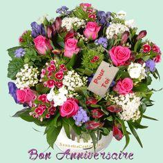 Les 22 Meilleures Images De Bouquet Anniversaire Bouquet