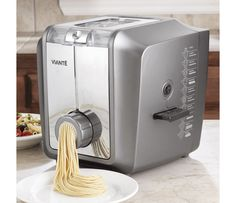 Shop Viante Electric Pasta Maker - What could be easier?