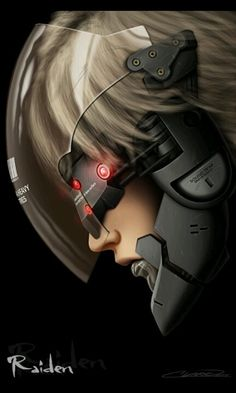 Metal Gear Solid -Raiden