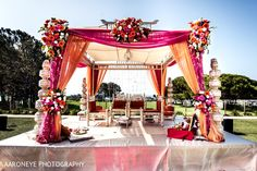 Floral & Decor http://maharaniweddings.com/gallery/photo/25513