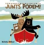 Up the Creek by Nicholas Oldland. A bear, a moose, and a beaver who are best friends, but often disagree, have a trying adventure when they decide to take a canoe trip together. Le Castor, Hug Life, Les Fables, Album Jeunesse, Leader In Me, Canoe Trip, Popular Books, Lectures, School Counseling