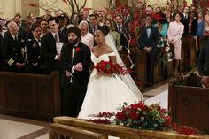 Kerry Washington Shared a Scandalous Secret About Olivia Pope's Wedding Dress