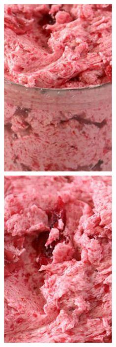 Cranberry Butter