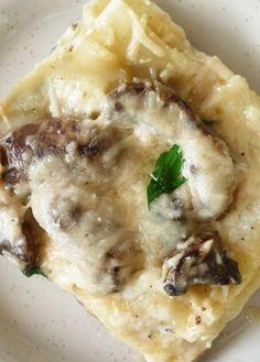 Cucina of Le Marche: Lasagna Vincisgrassi