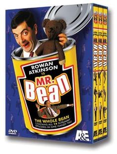 Mr Bean box set