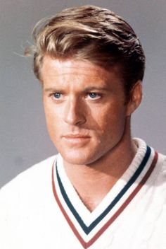 Robert Redford there needs to be more men like him