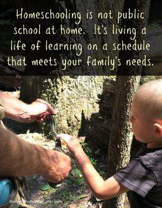 Homeschooling's best-kept secret - thehumbledhomemaker.com