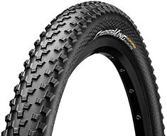 Continental Cross King Folding ProTection + Black Chili mountain bike tire delivers solid cornering grip with easy rolling characteristics in a competition-ready trail package. Available at REI, Satisfaction Guaranteed. All Mountain Bike, Mountain Bike Tires, Tire Shine, Rolling Resistance, Tubeless Tyre, Performance Tyres, Bicycle Tires, Unisex, Germany