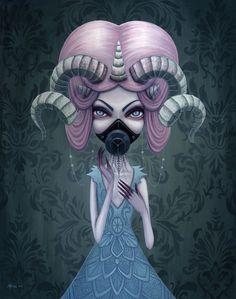 - 2013 - Aurora by Megan Majewski