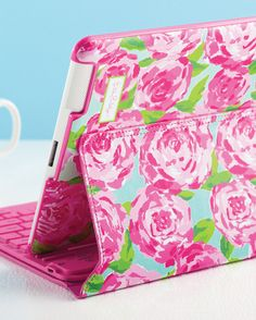 LILLY PULITZER - KEYBOARD CASE FOR IPAD