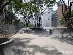 japan skate park - Google Search                                                                                                                                                      More