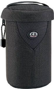 Tamrac M.A.S. Extra Large Lens Case (Black) by Tamrac. $24.95. Tamrac's M.A.S. Extra Large Lens Case is perfect for Canon and Nikon's 70-300mm lenses with shades.  This foam-padded, zipper-closing lens case features a weather flap for added weather protection.  This case quickly attaches to any belt or to Tamrac's M.A.S.- compatible products.. Save 11% Off!