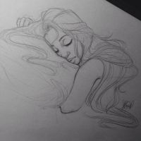 Sleeping Beauty by itslopez