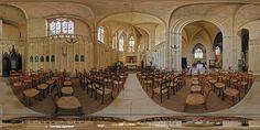 Chapelle Notre-Dame de la Rose, basilique Saint-Seurin à Bordeaux - France © Pascal Moulin