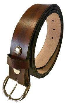 32dfee6f78f17 Handmade Men Western Work Holster Leather Belt