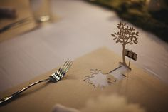 Cool place setting