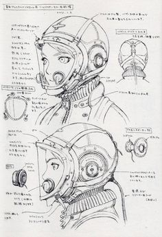 Range Murata - Concept Art & Character Design From: Spheres (Last Exile Character Filegraphy) Character Concept, Character Art, Concept Art, Medieval Combat, Illustrations, Illustration Art, Drawing Sketches, Art Drawings, Suit Drawing