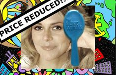 Original Bionic Woman Brush 1970s Lindsay Wagner Toy Excellent Price Reduced by LovesUnique on Etsy