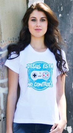 Baby Look - Jesus Está no Controle