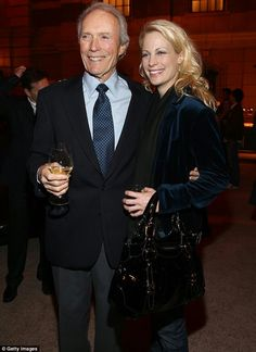 Revealed: How Clint Eastwood's 'feud with wife Dina' almost 'ruined' his daughter's wedding Alison Eastwood, Scott Eastwood, Tv Actors, Actors & Actresses, Hollywood Actresses, American Women, American Actors, Actor Clint Eastwood, Film Director