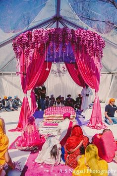 Ceremony http://maharaniweddings.com/gallery/photo/13622