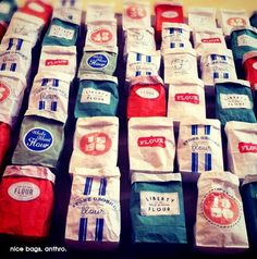 Just goes to show you what you can do with #packaging on something mundane like flour PD