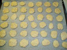 Hundekekse....Einfache Kekshappen - Rezept