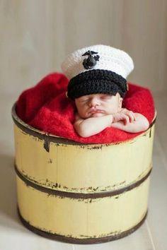 Newborn United States Marine Corps USMC Dress by KnittingNannies1, $25.00