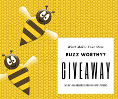 Celebrate your mom this Mother's Day with my Posh how is your mom buzz-worthy giveaway featuring some of Posh's honey infused products.