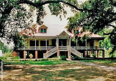 Laura Plantation This sugarcane Creole plantation was built in 1805. The tour is very educational on Creole traditions and the way of life of all people living on the plantation. The tales of Br'er Rabbit - the American version- is said to have started her