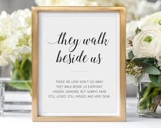 These Candles Burn - Memorial Candle Sign - In Memory Of - Printable Wedding Memorial Sign - Alejandra Wedding Signs, Diy Wedding, Wedding Events, Dream Wedding, Wedding Ideas, Wedding Ceremony, Wedding Favors, Wedding Decorations, Wedding Table Signs