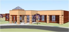 elementary school entry architecture - Google Search