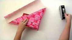 Como envolver regalos fácil. how to wrap gifts easy. - YouTube