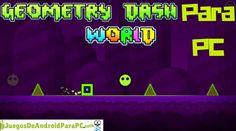 descargar geometry dash world para pc