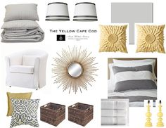 The Yellow Cape Cod: Online Designs