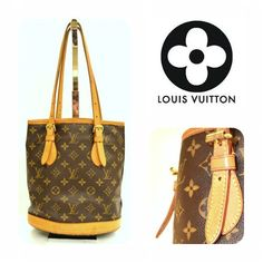 This petite bucket bag is only one of many shapes and styles of Louis Vuitton bags here at Flip! Featured items: Louis Vuitton Petite Bucket Bag $798 - #nashville #hip2flip #consignment #flipnashville #louisvuitton
