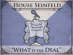 game of thrones - Seinfeld