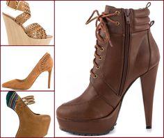 Color Coordinate: Brown Shoes