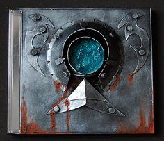 """Steampunk CD case """"Nemo"""" by Indirie.deviantart.com on @deviantART"""