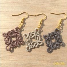 just image: diy accessories tatting