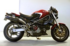 DUCATI S4 FOGGARTY SPECIAL EDITION 2002