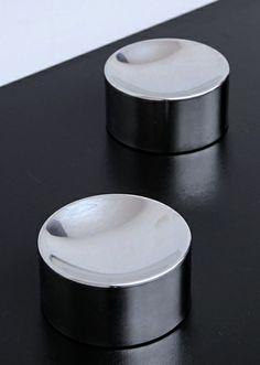Emma Gismondi for Artemide | rare set of ashtrays
