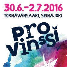 Viime vuonna lähes 80 000 kävijää kerännyt festivaali järjestetään seuraavan kerran Seinäjoen Törnävänsaarella kolmipäiväisenä torstaista lauantaihin 30.6.-2.7.2016.