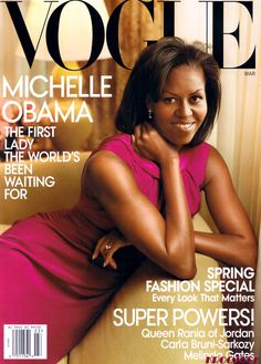 Trump's wife, possible future First Lady, receives no criticism for nude photoshoots while Michelle Obama is insulted for bare arms. Since Michelle Obama first became the First Lady of the United States, criticism of basically everything Annie Leibovitz, Michelle Obama, Barack Obama, Vogue Magazine Covers, Vogue Covers, Joe Biden, First Lady Of Usa, Presidente Obama, Magazin Covers